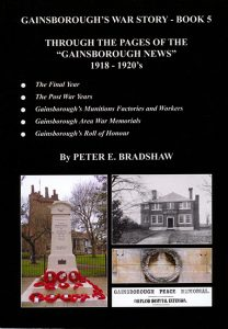 Gainsborough's War Story Book Five