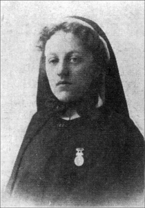 Nurse Grace Broadbery