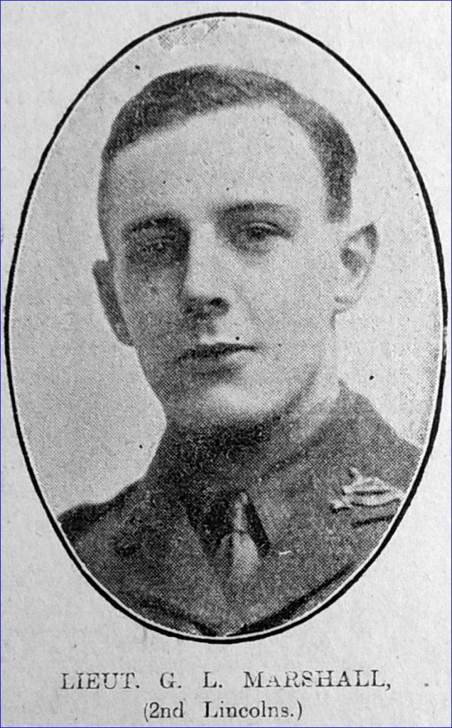 Lt. George Leonard Marshall