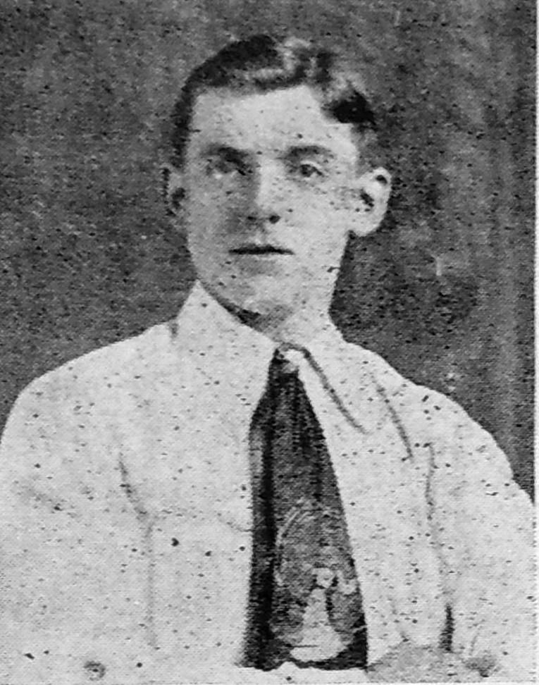 Private Herman Joseph Smith