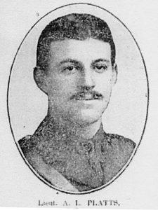 Capt. Arthur Platts